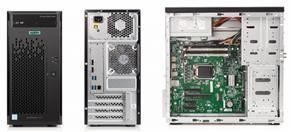 Server HP PROLIANT ML 10 Gen 9 E3-1225v5 3.3Ghz (845678-375)