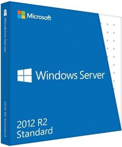 Microsoft Windows Server 2012 R2 Standard - License - 2 processors P73-06285