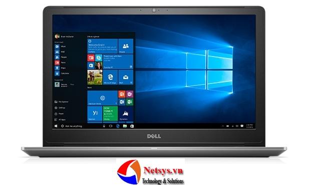 Laptop Dell Vostro V5568 077M52 Gold vỏ nhôm